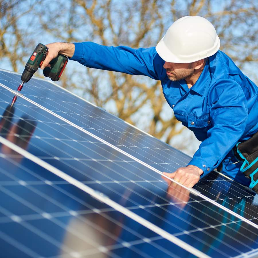 Commercial Solar Panel Maintenance Company in Cumbria