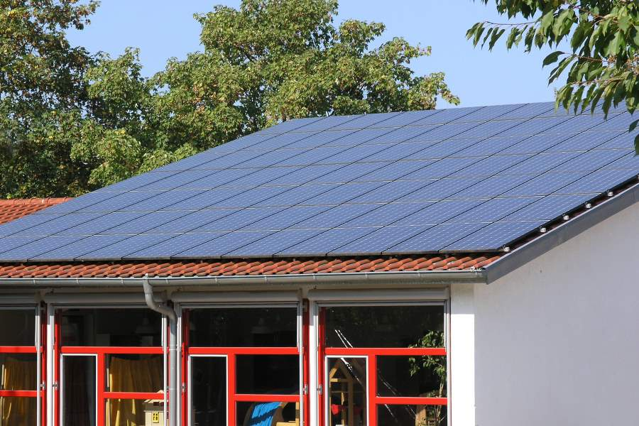 Free Solar Panels for Charity in Cumbria